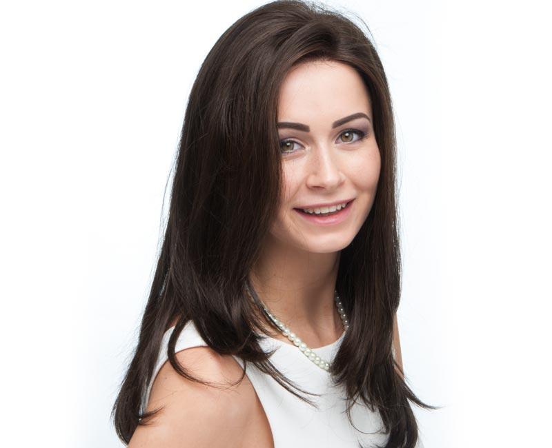 Perücke Soraya Mischhaar